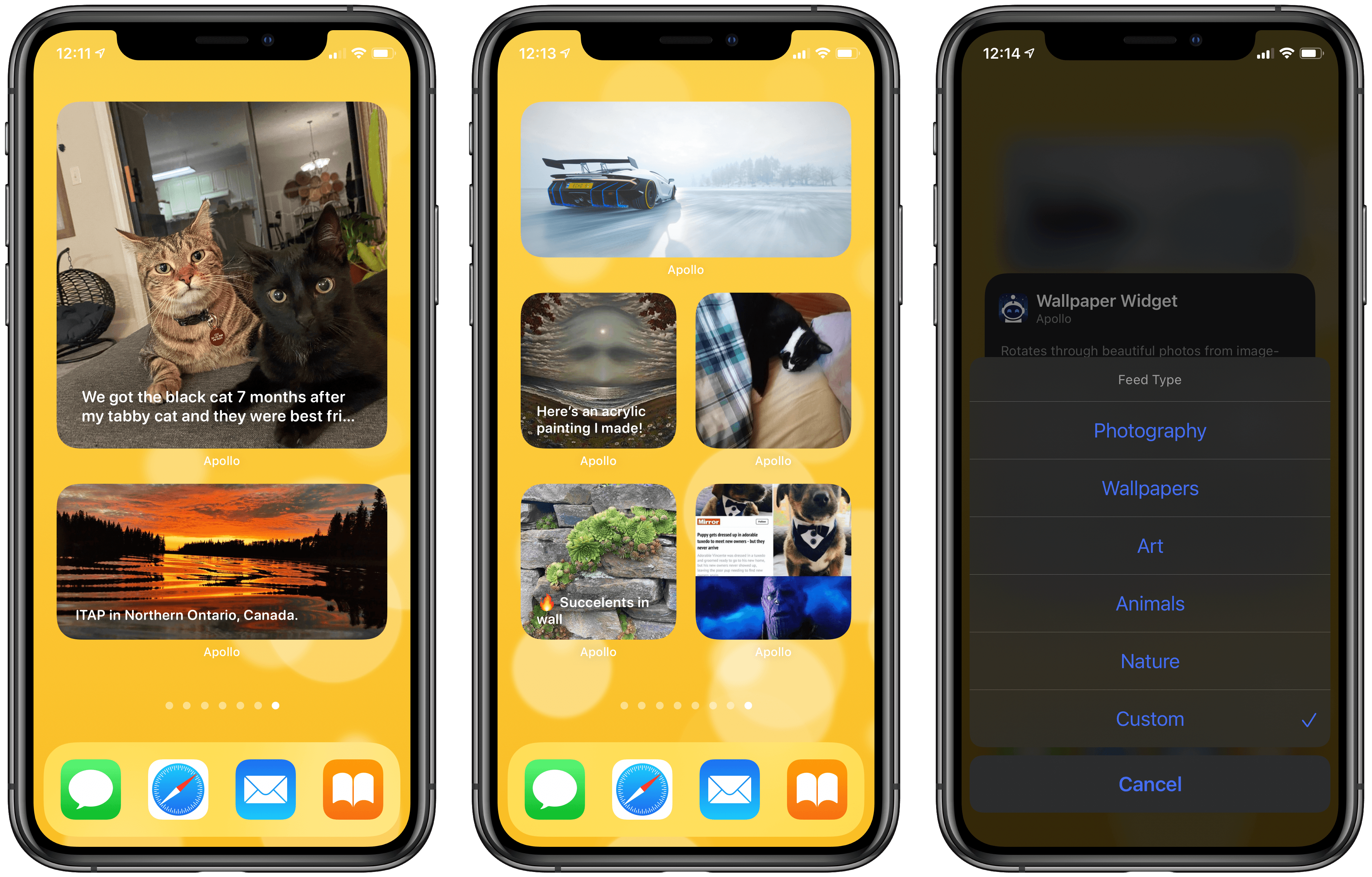 Apollo Brings The Best Of Reddit To Ios 14 S Widgets Macstories