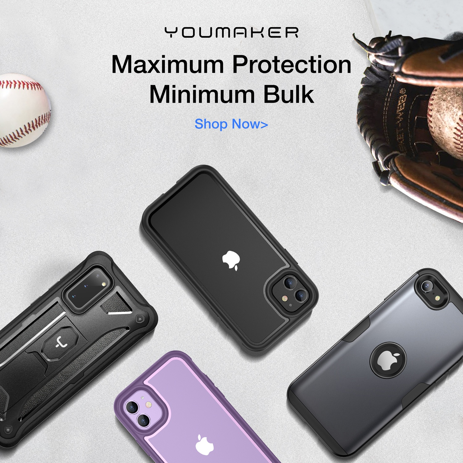 YOUMAKER: Maximum Protection, Minimum Bulk [Sponsor]
