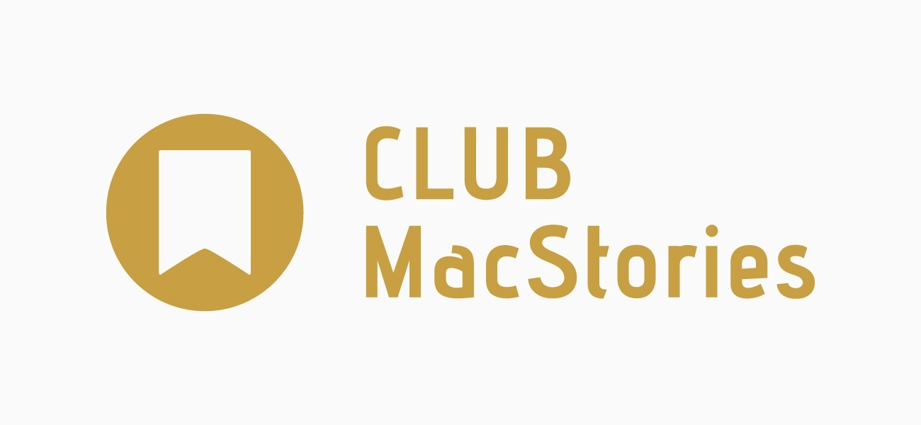 Club MacStories Makes a Terrific Holiday Gift