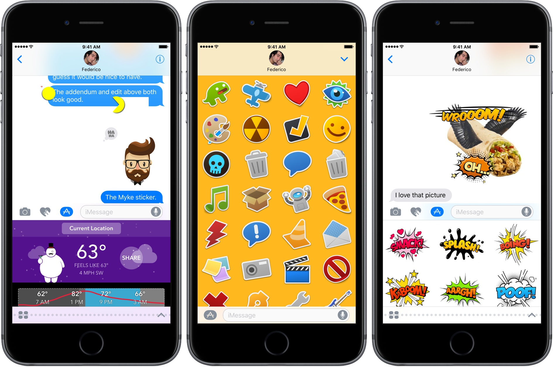 Messages Apps and Sticker Packs Roundup MacStories