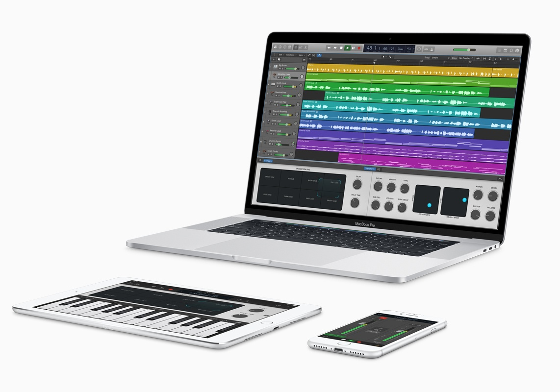 Logic Pro X And Garageband For Ios Get Significant Updates Macstories