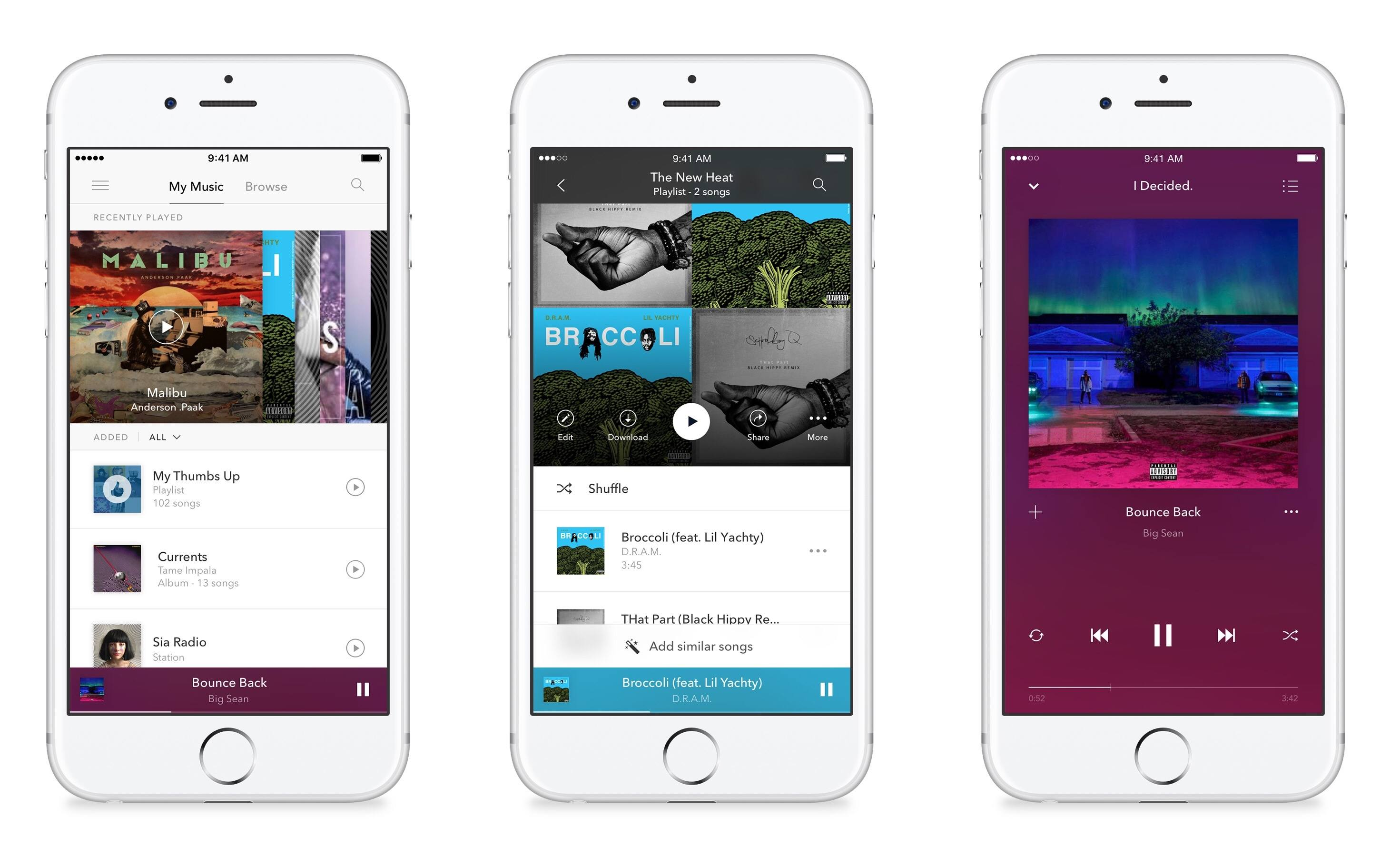 photo image Pandora Announces On-Demand Streaming Service