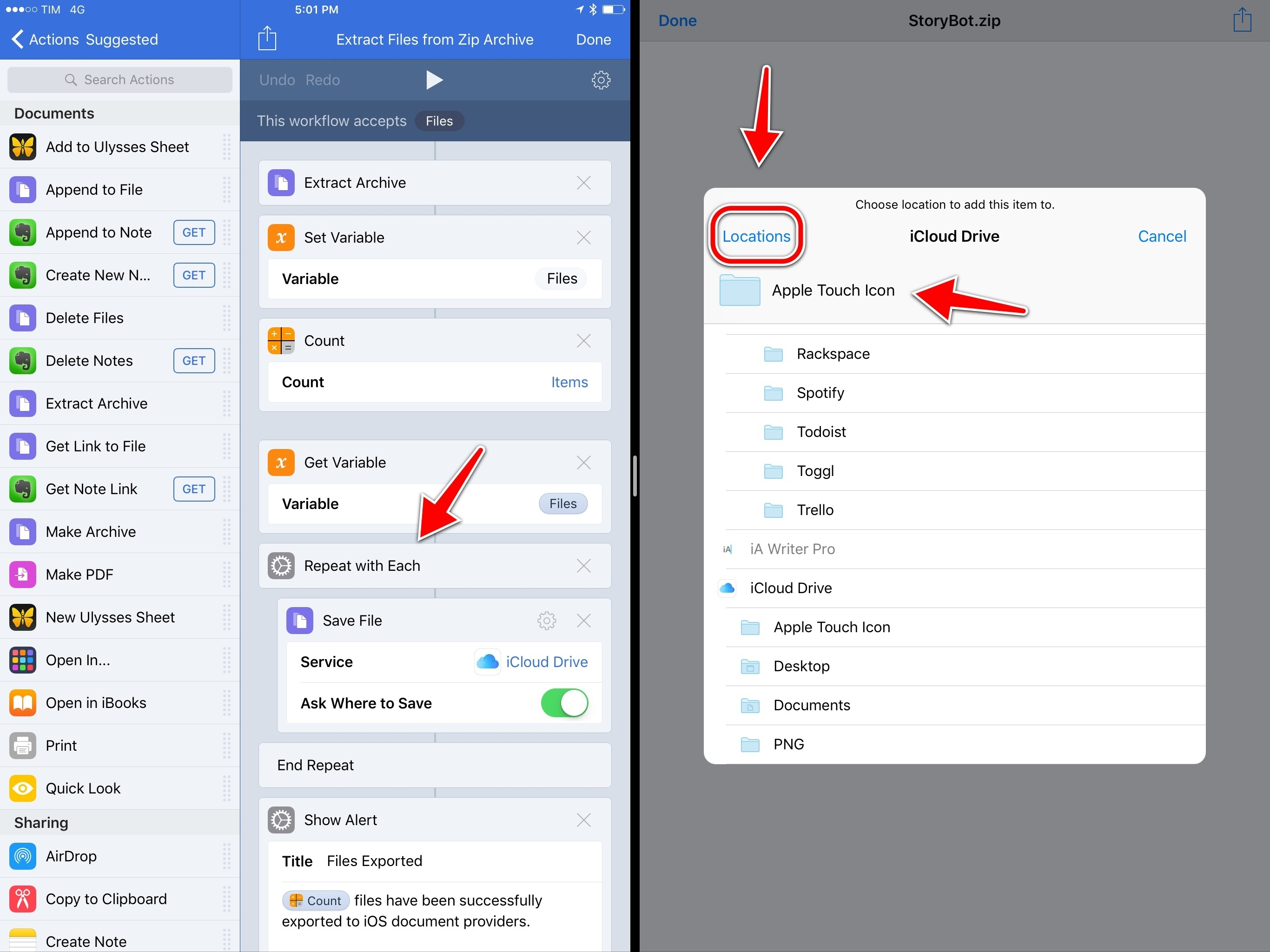 iPad Diaries: Working with Zip Archives MacStories
