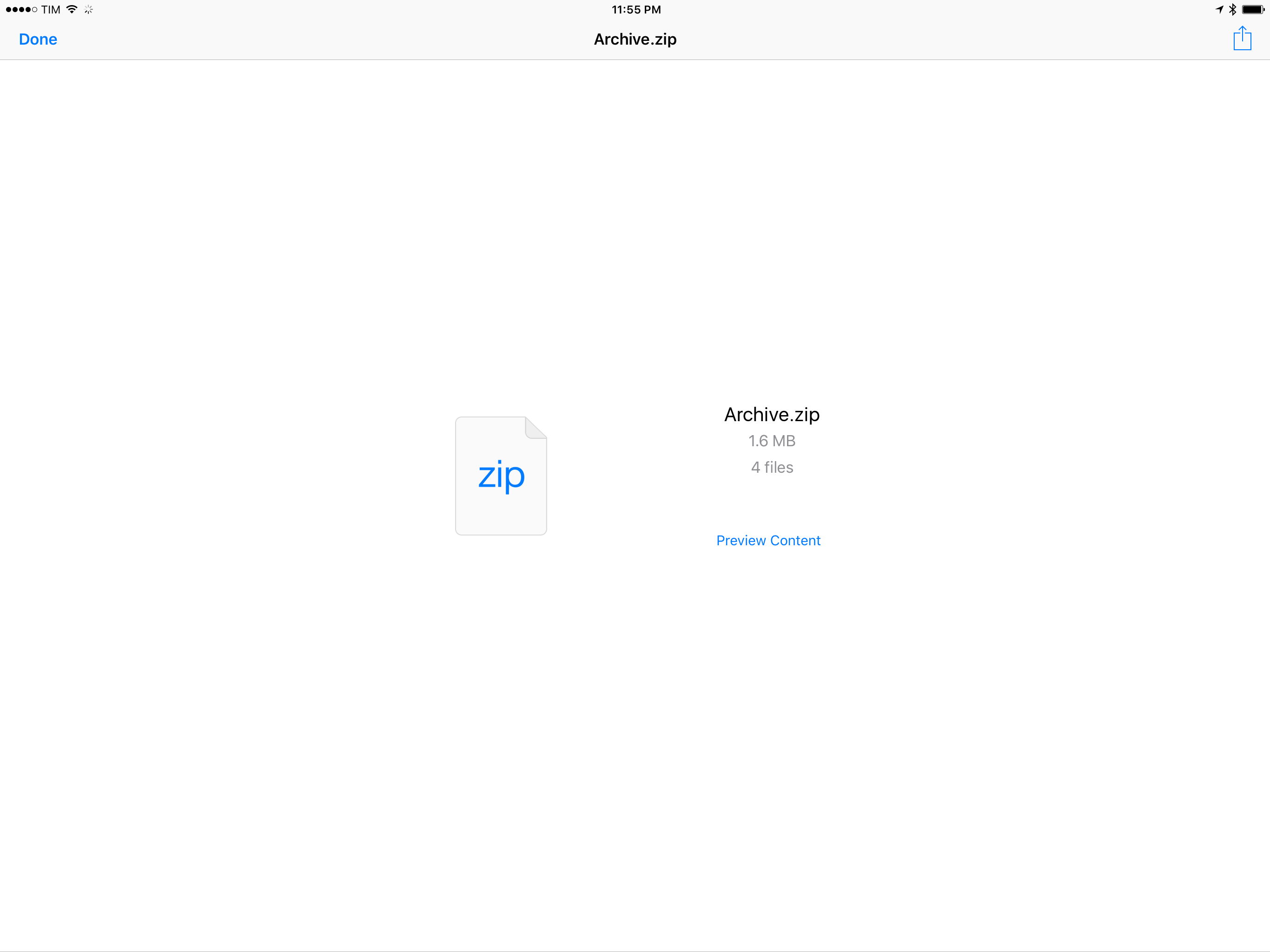 iPad Diaries: Working with Zip Archives - MacStories