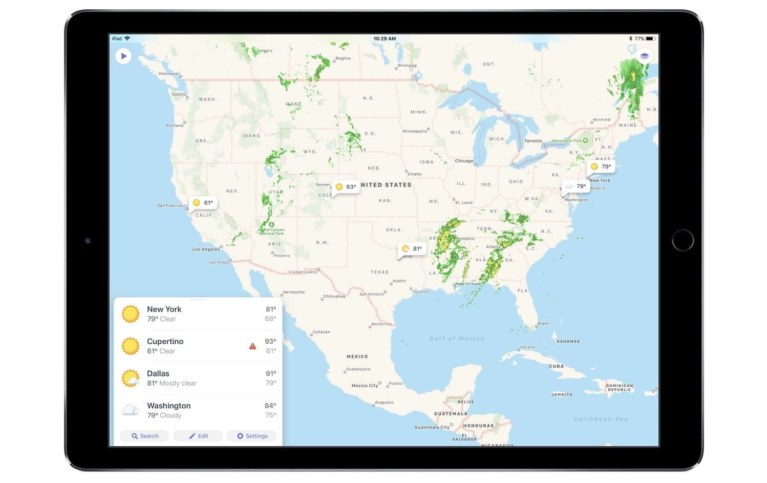 Weather Atlas: Weather Mapping for a Modern Day – MacStories