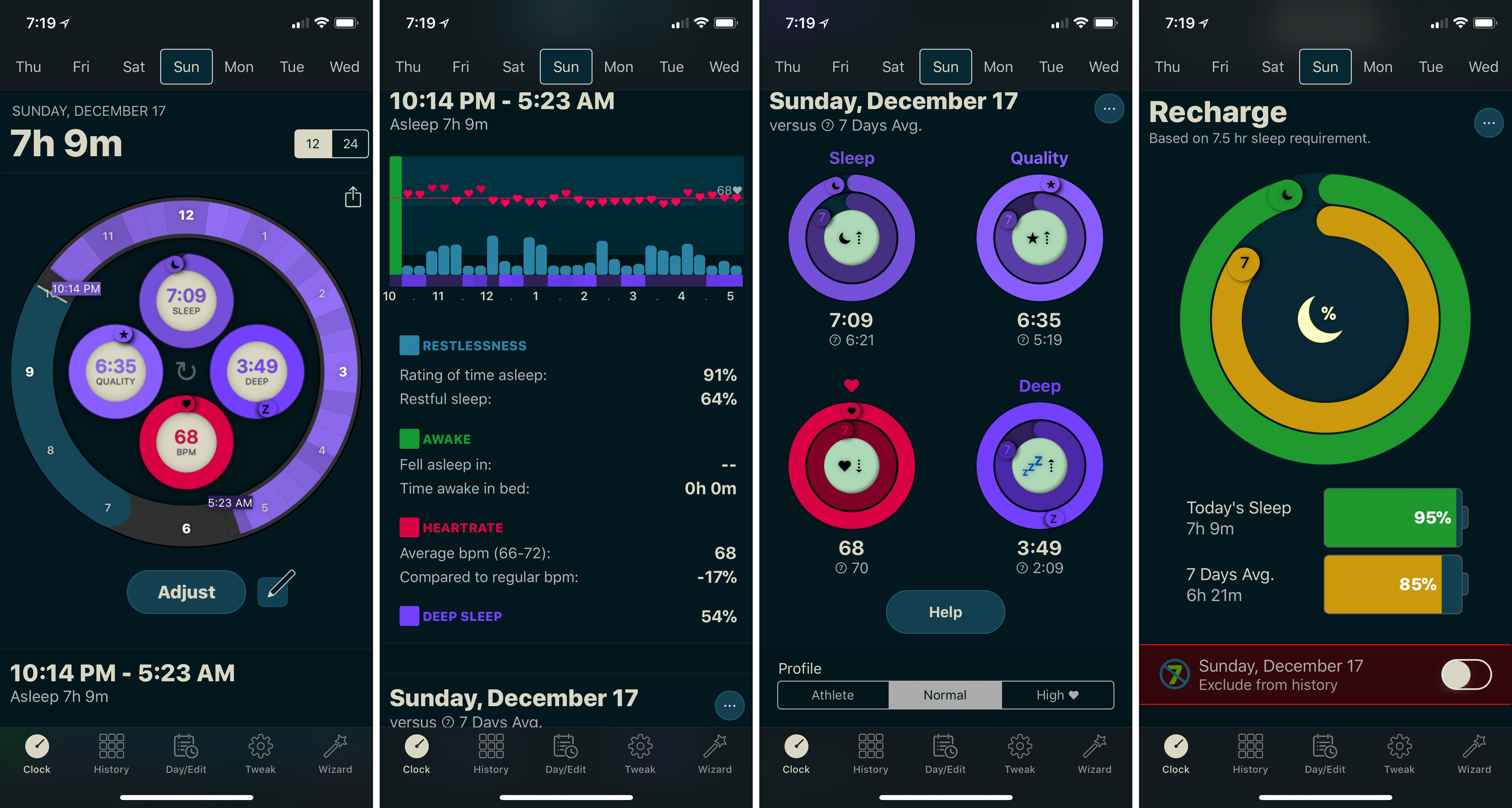 AutoSleep 5 Adds Automatic Apple Watch Sleep Tracking and Much More -  MacStories