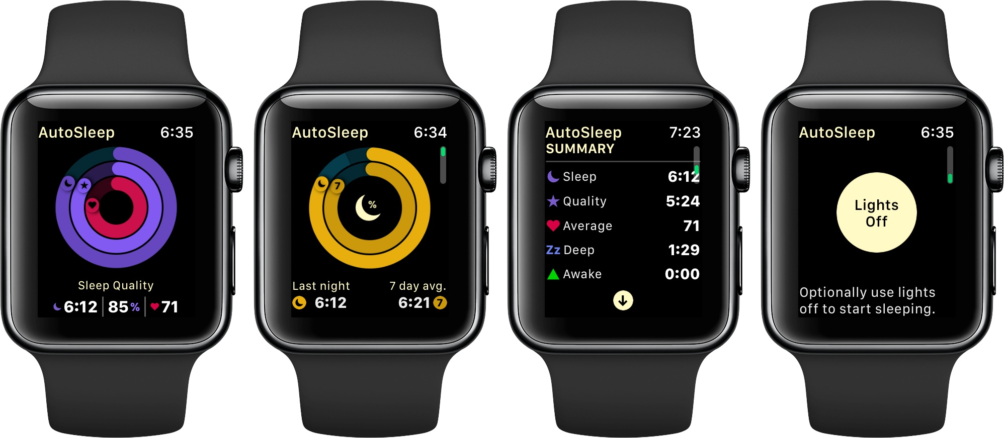 AutoSleep 5 Adds Automatic Apple Watch Sleep Tracking and Much ...