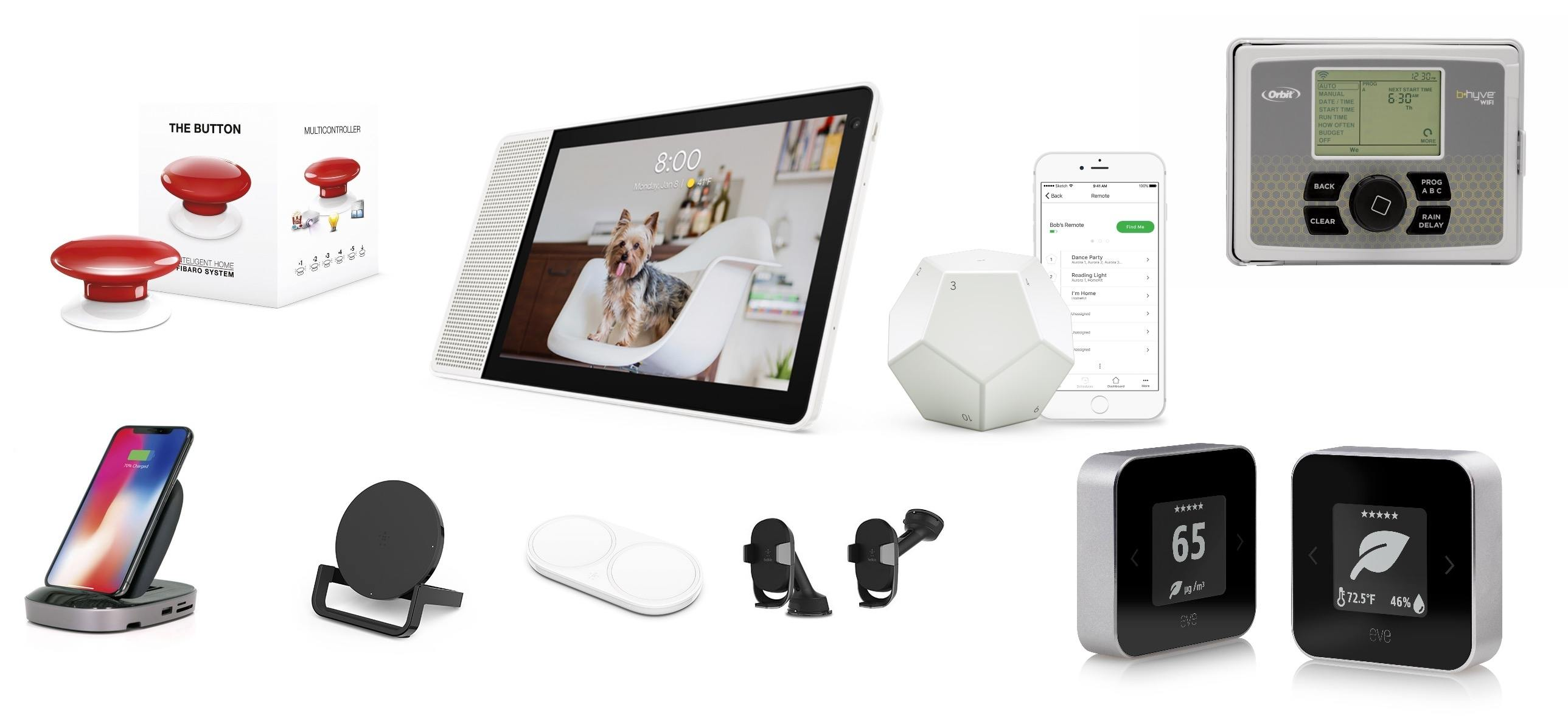 a roundup of ces home automation and apple accessory announcements