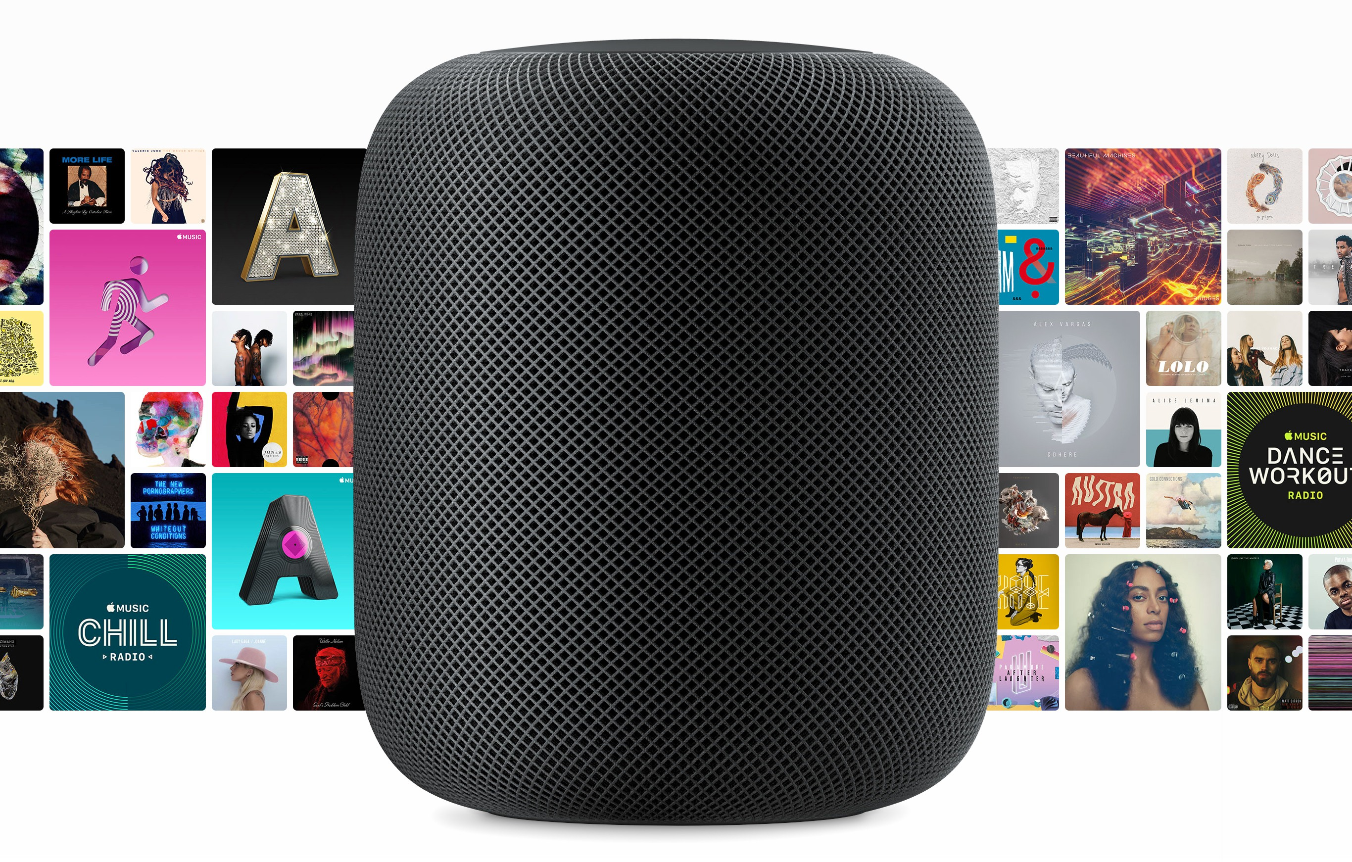 Sonos Pokes Fun at Apple's Homepod Launch