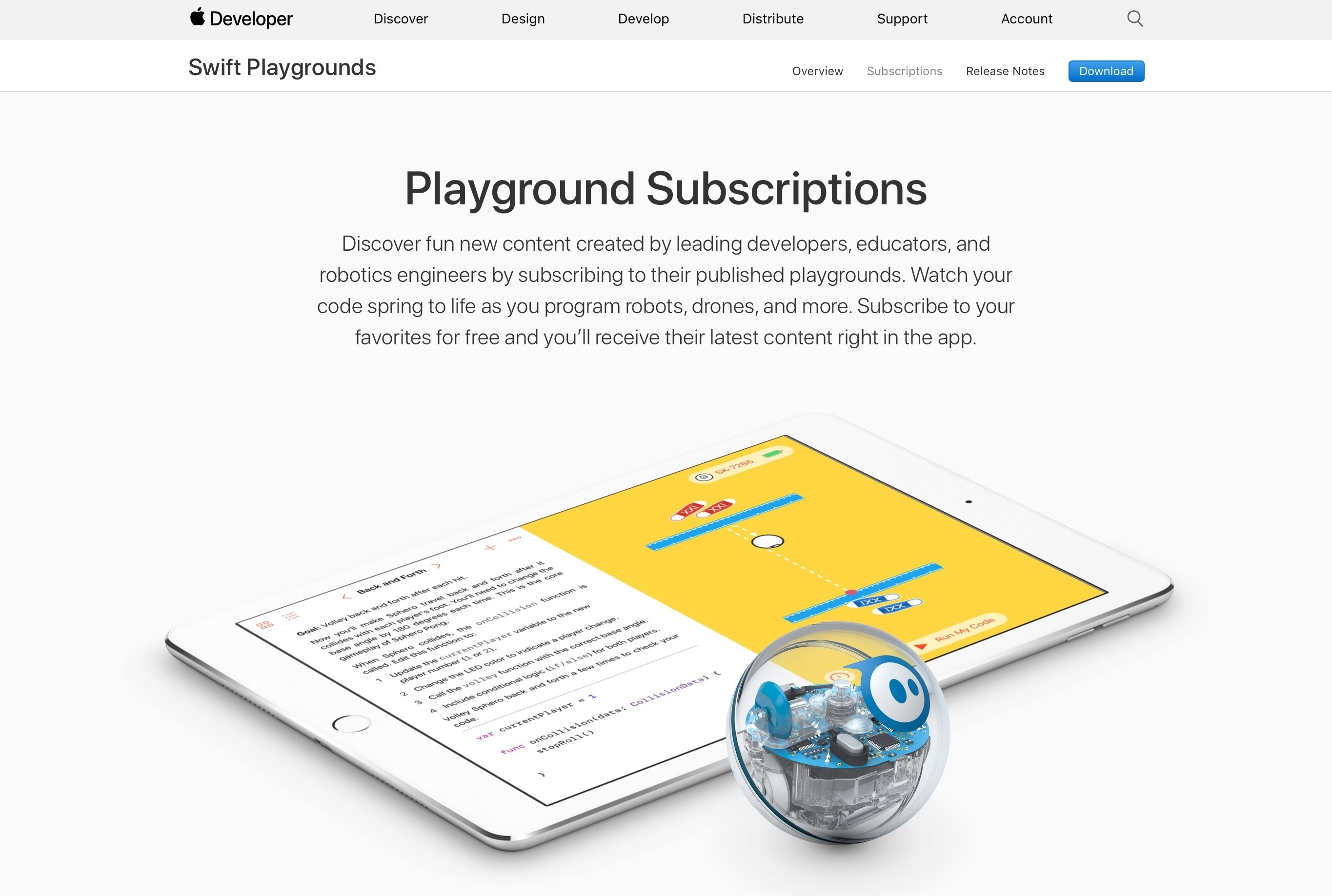 Apple Releases Swift Playgrounds 2.0 with Third-Party Subscriptions