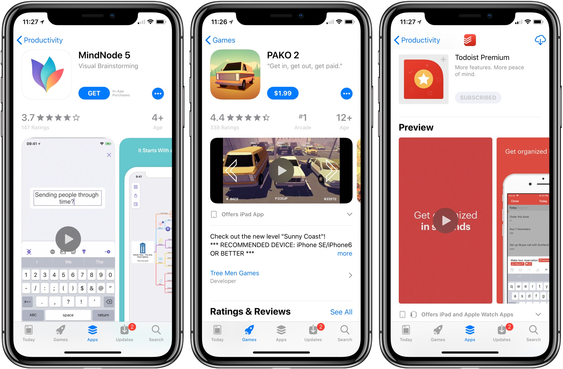 iphone app store imovie for mac adds app preview creation for the iphone x 11598