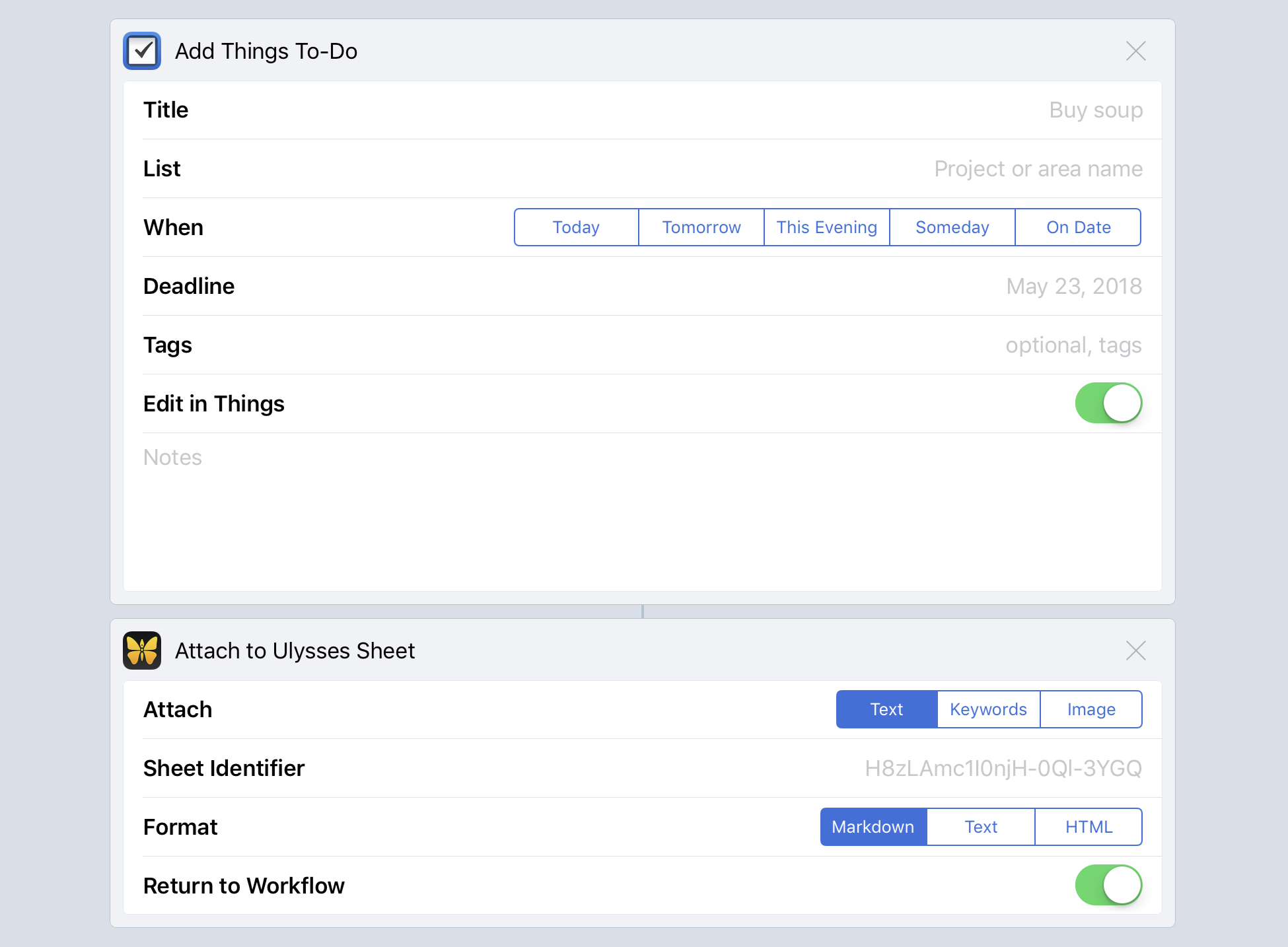 Shortcuts: A New Vision for Siri and iOS Automation - MacStories