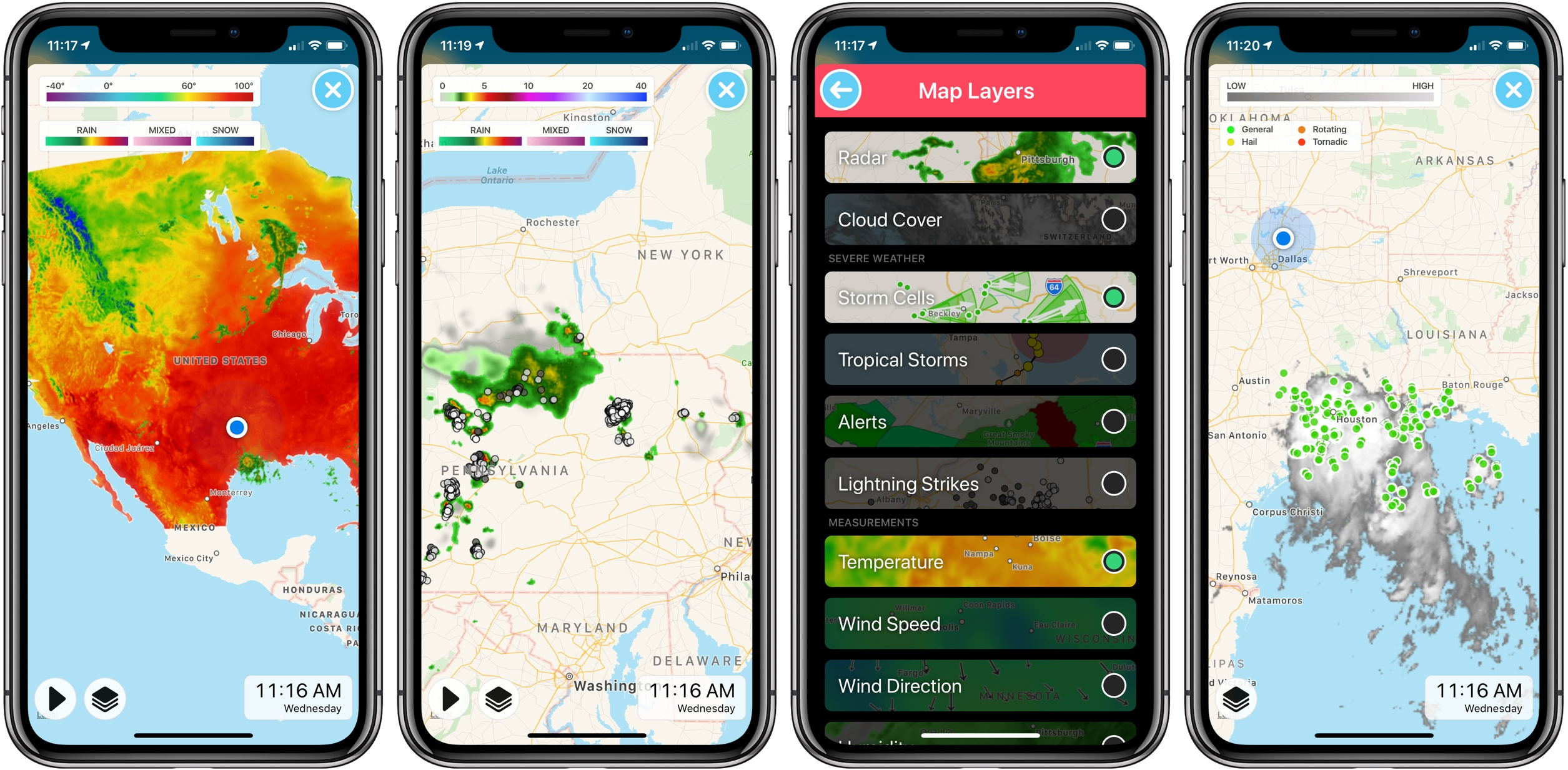 CARROT Weather Adds Powerful New Weather Maps – MacStories
