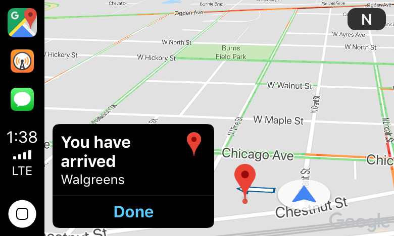 Google Maps Adds Carplay Support Macstories