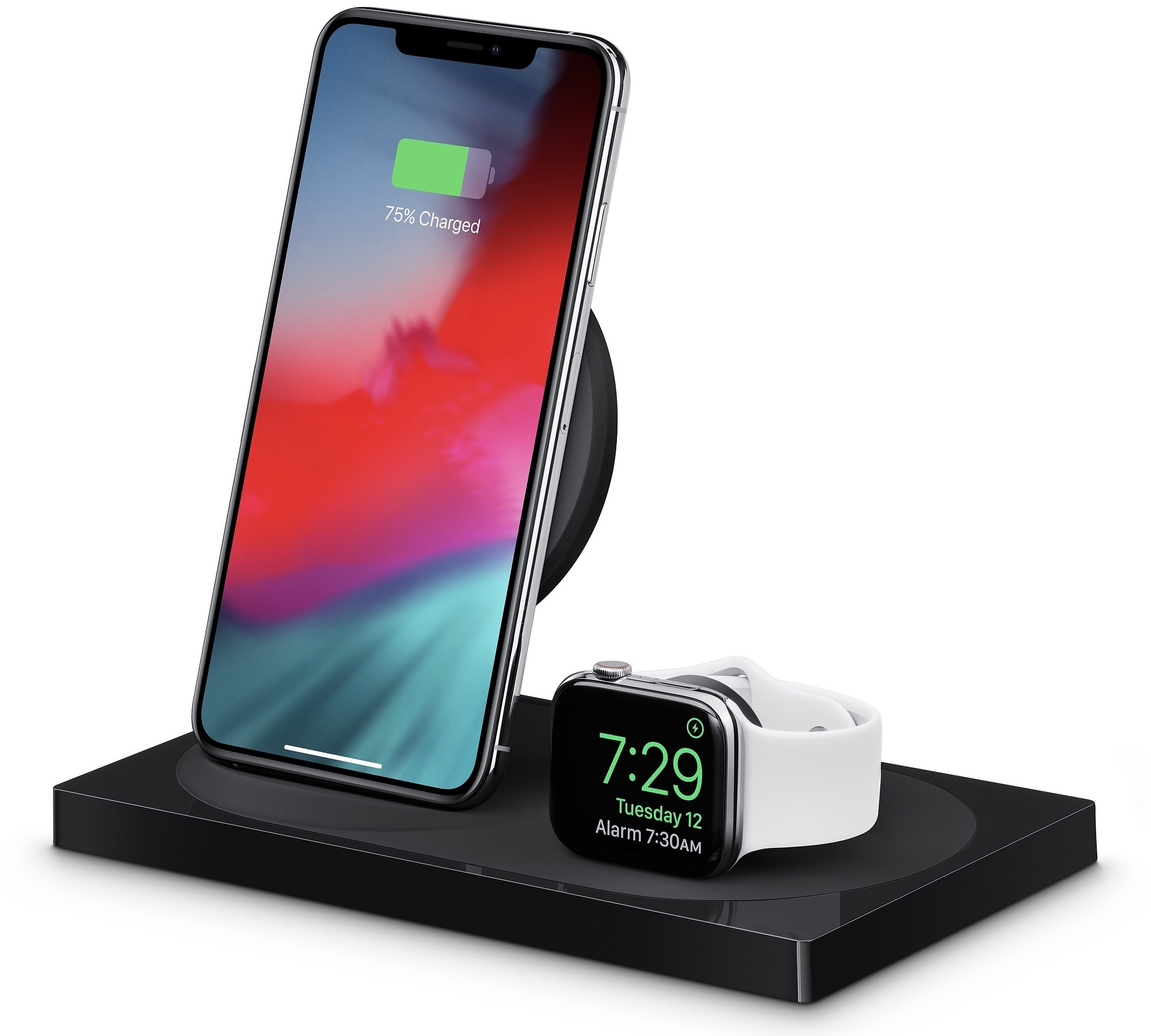 buy online 6b654 38d8a Belkin Launches Wireless Charging Dock for iPhone and Apple Watch ...