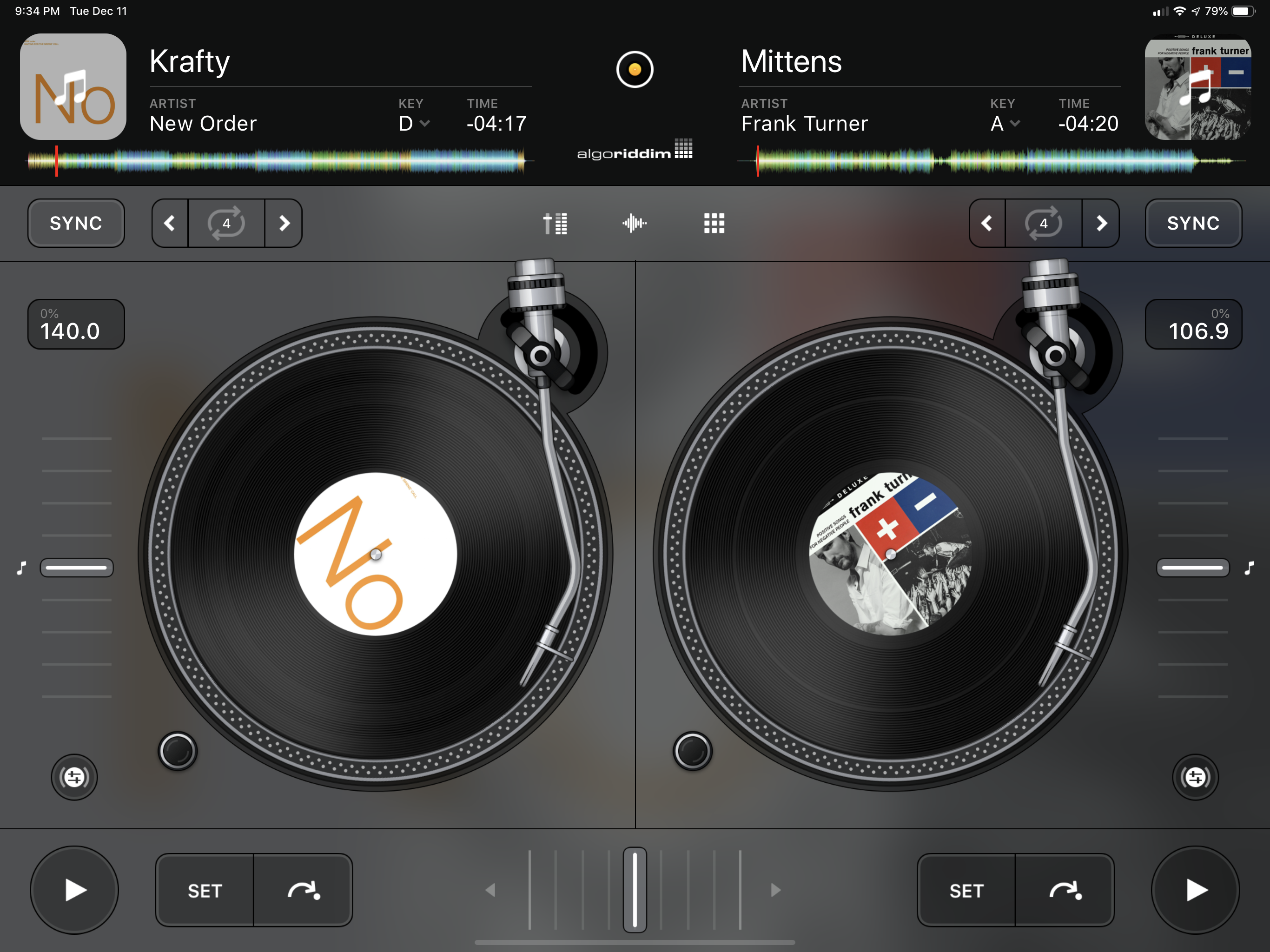 Djay 3 0 Debuts as a Free, Universal App with a Subscription Option