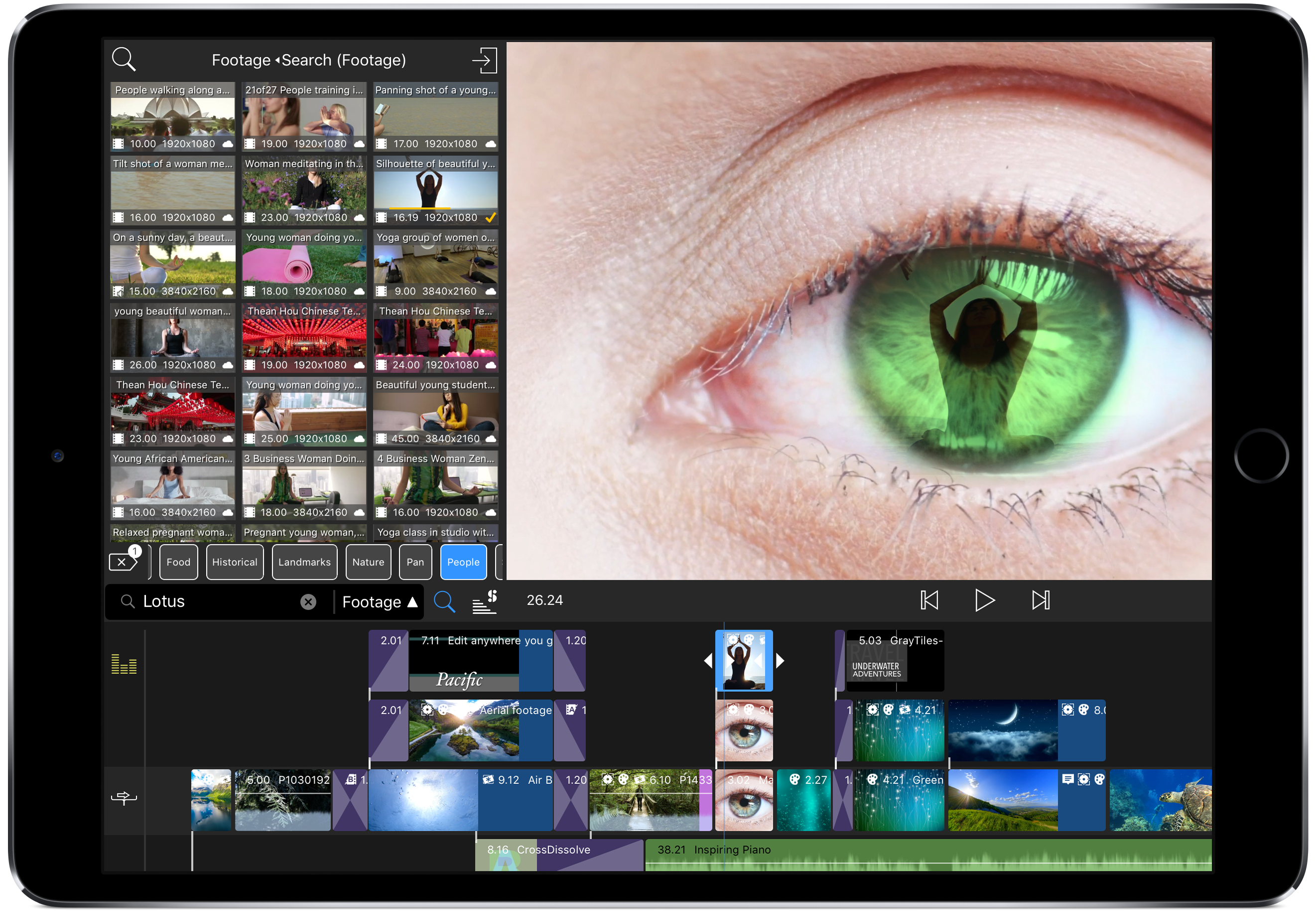 LumaFusion: Professional Mobile Video Editing [Sponsor]