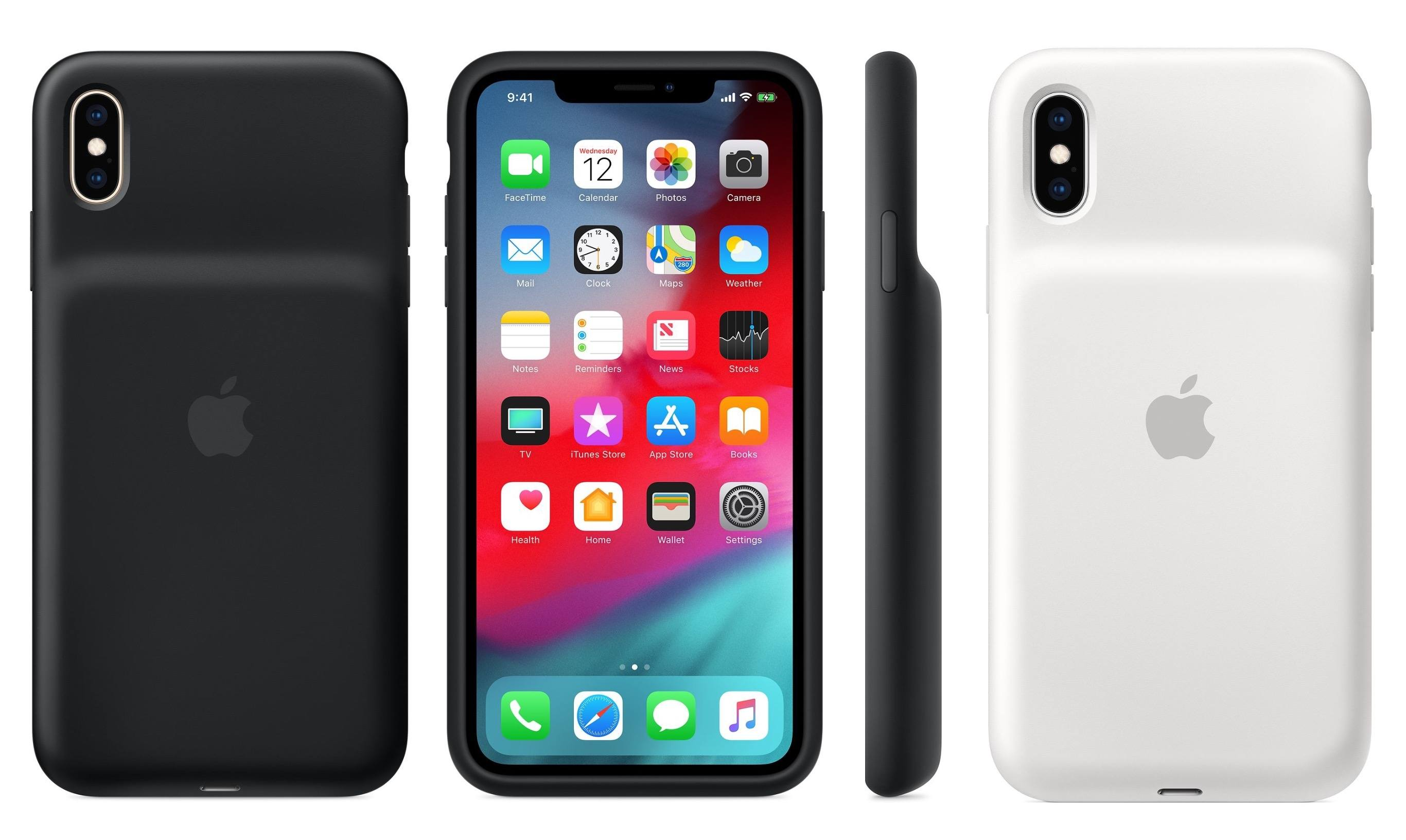 smart iphone xs case