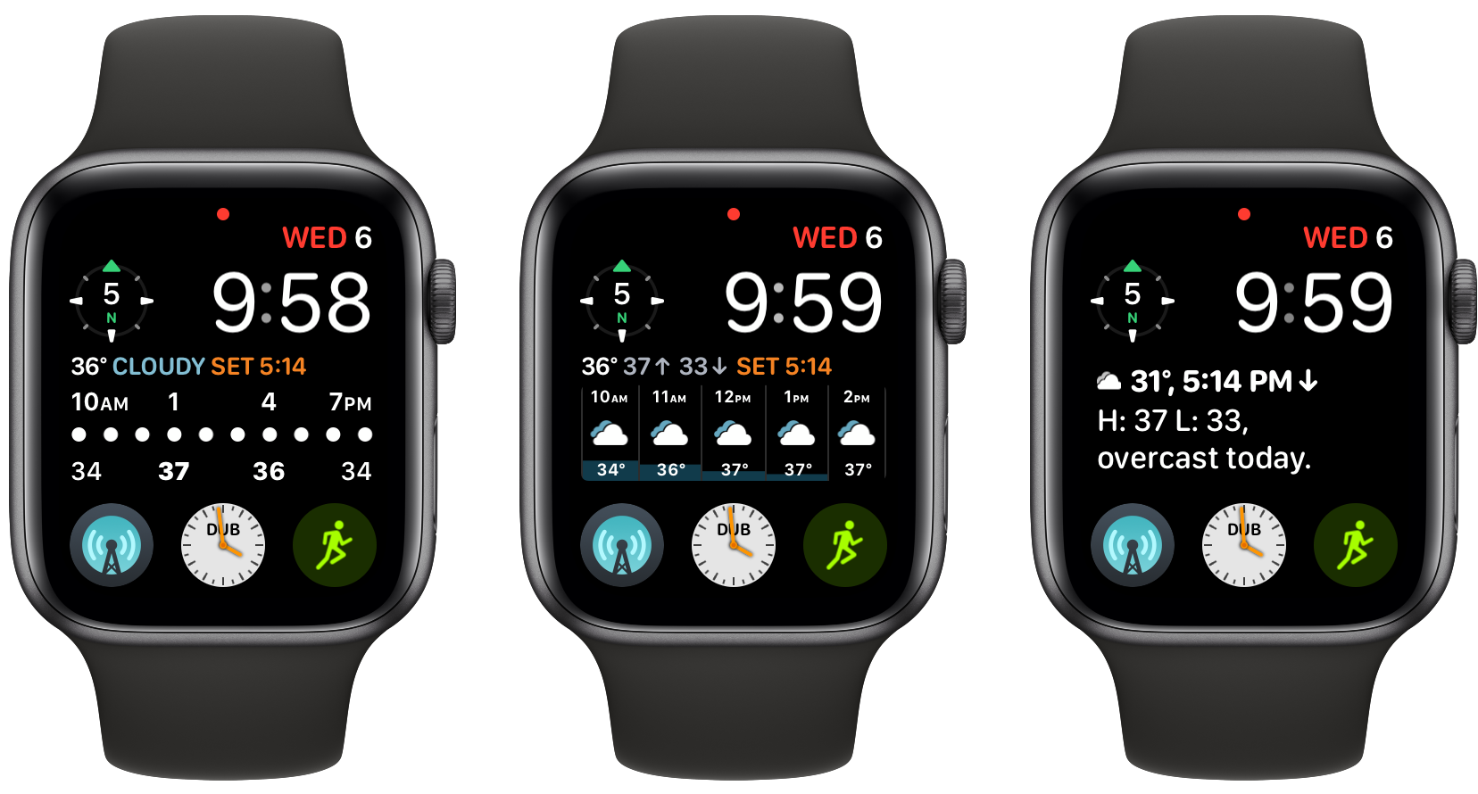 CARROT Weather Is More Customizable and Useful on the Apple Watch Than Ever