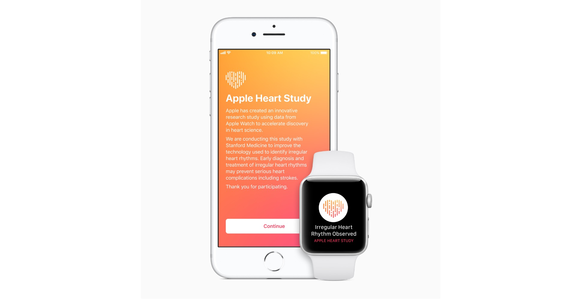 Stanford Medicine Presents Results of the Apple Heart Study