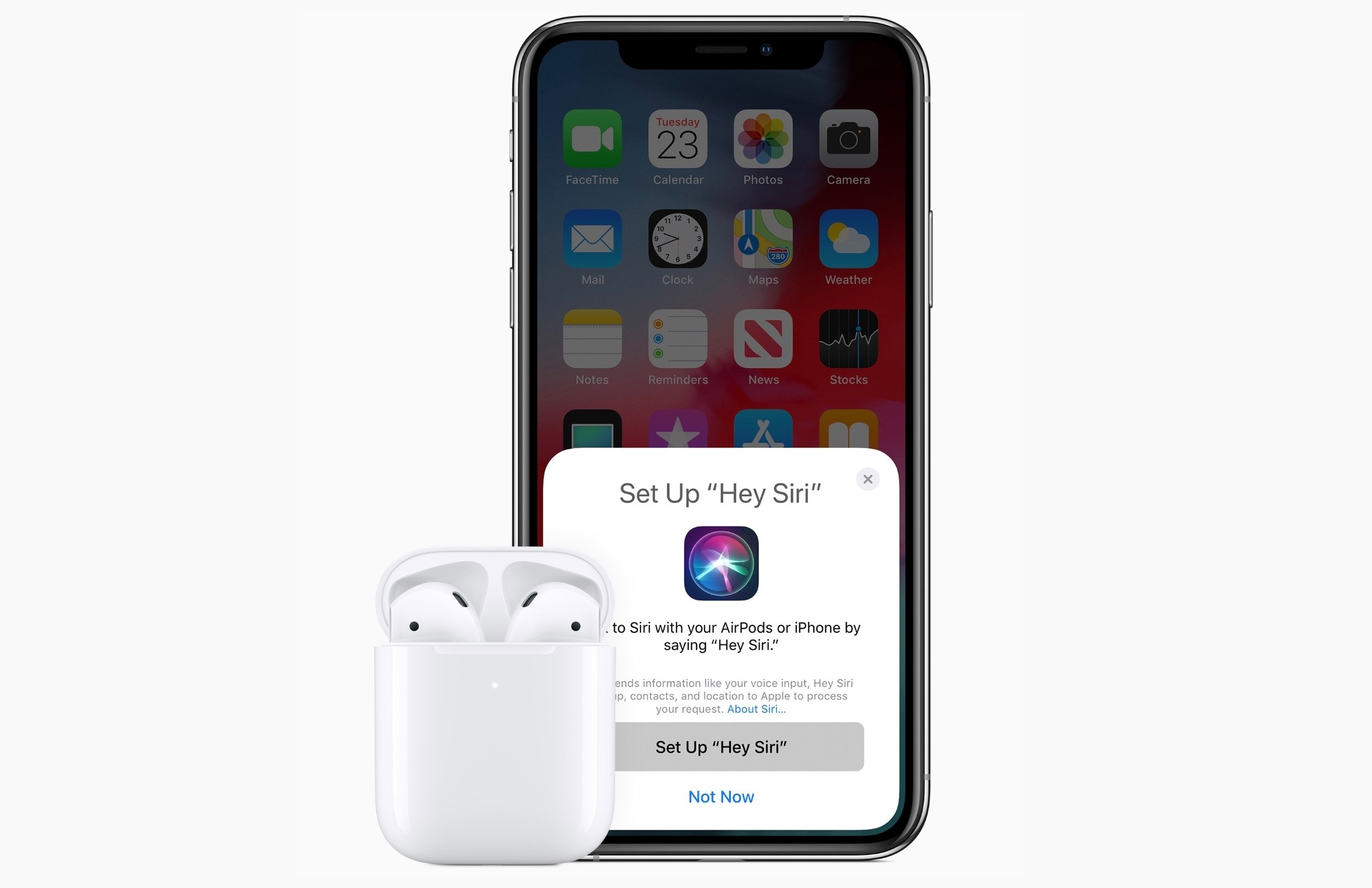Apple debuts new AirPods with more talk time and wireless charging