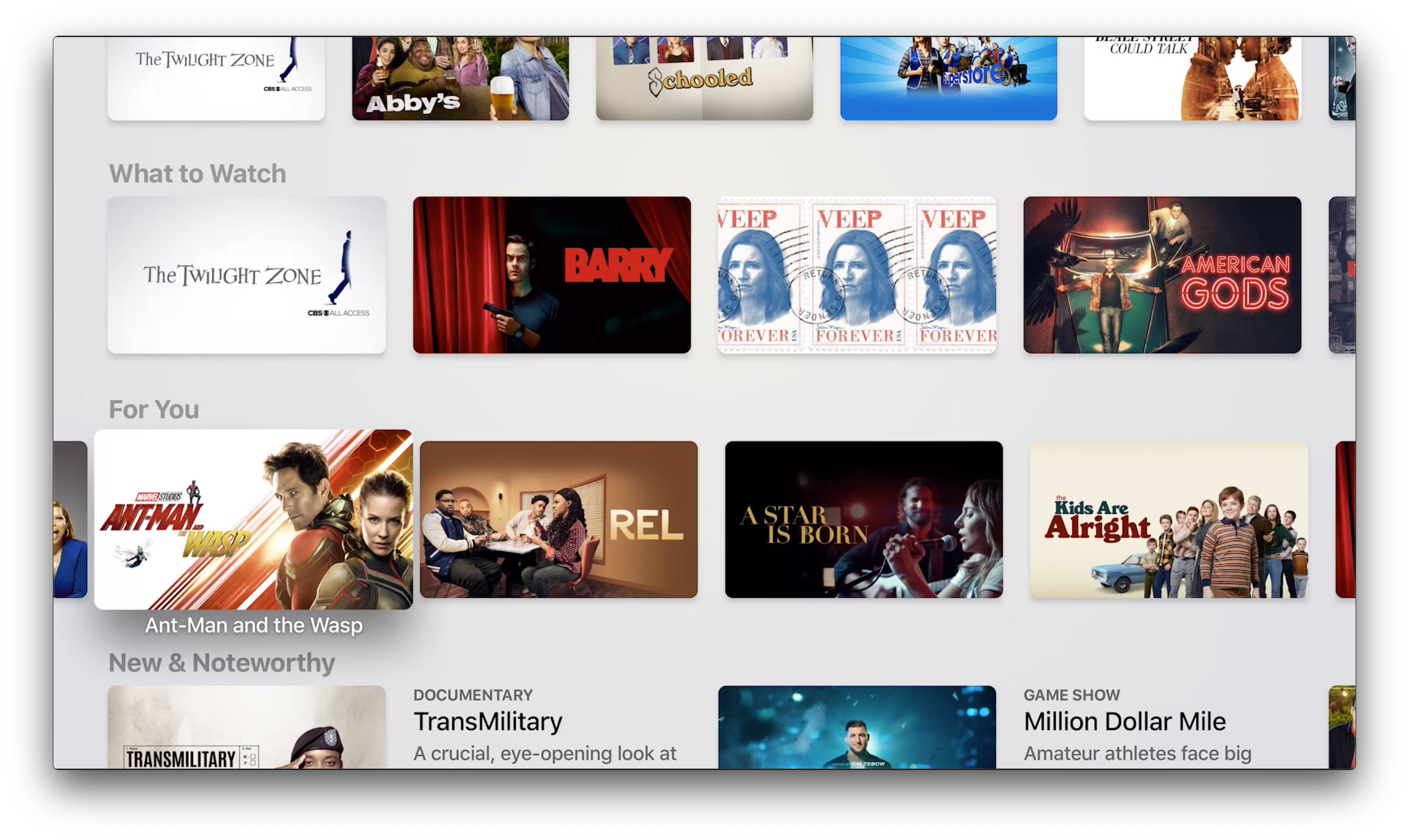 The New TV App: Our Hands-On with Channels, the Redesign