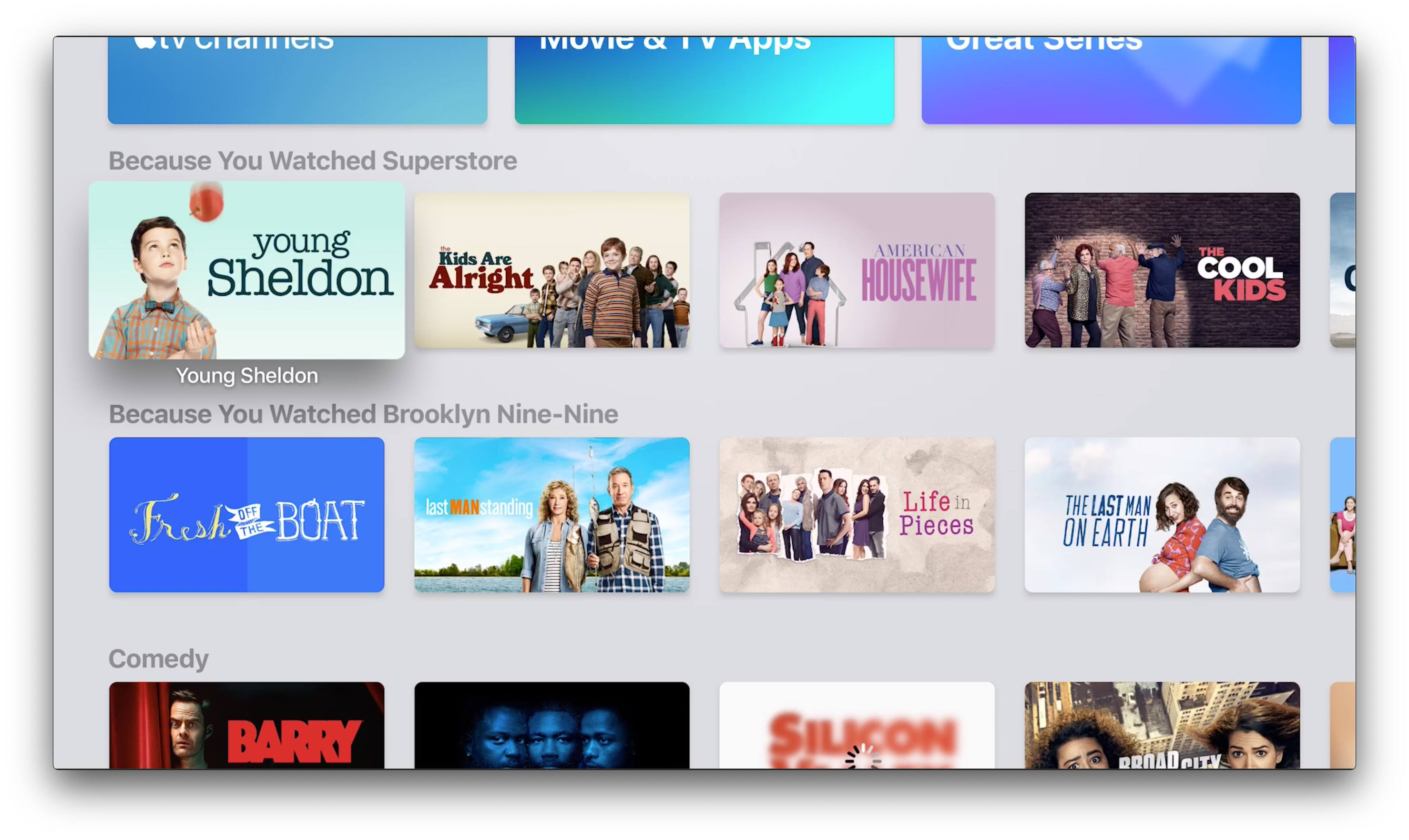 Apple Releases New TV App