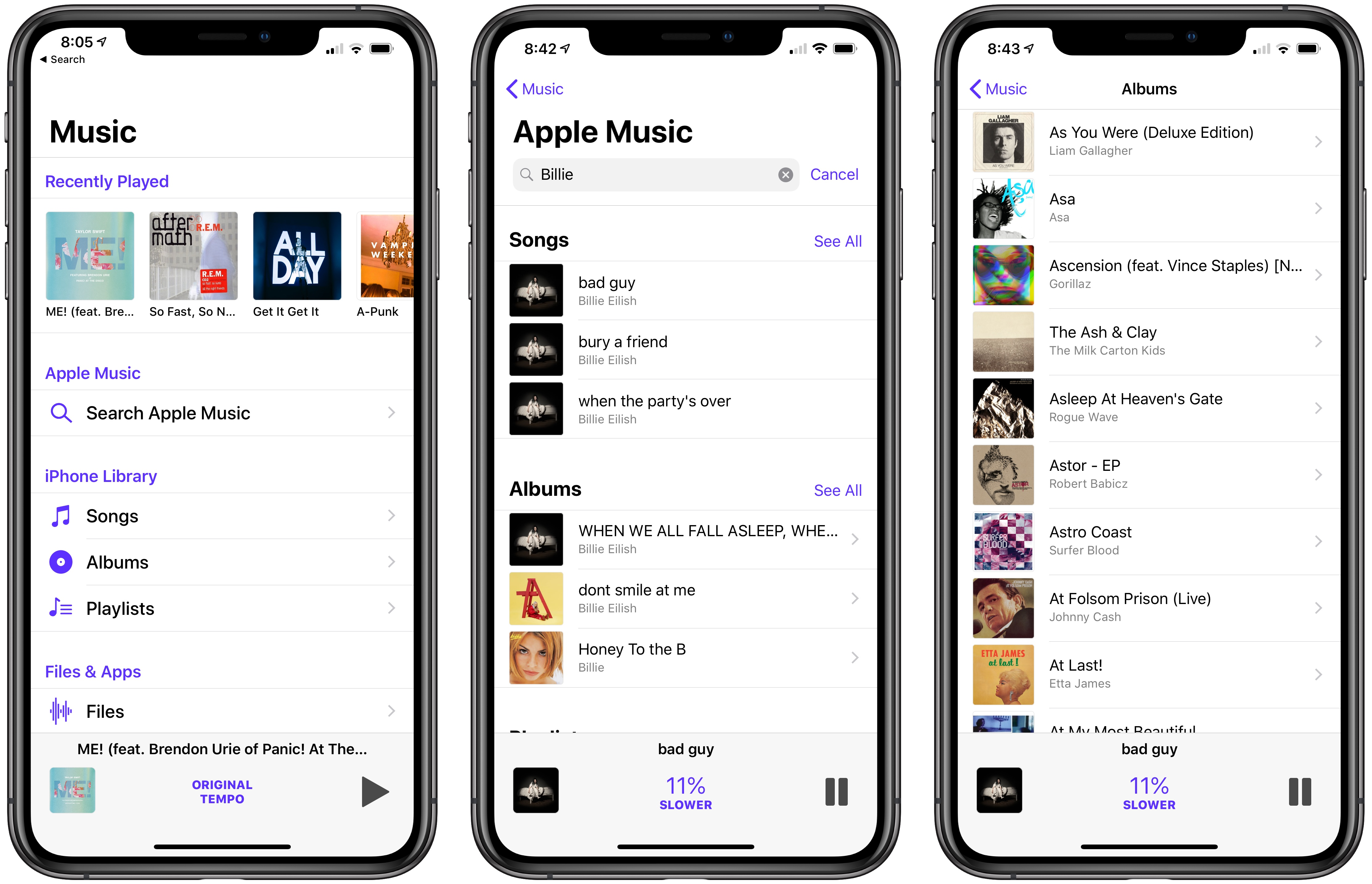 Perfect Tempo Brings Tempo Control to Apple Music Tracks