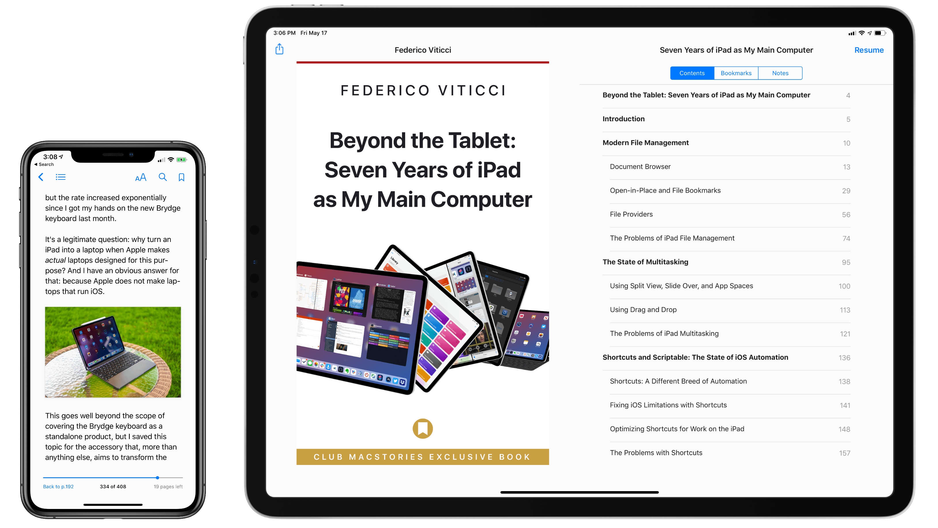 Beyond the Tablet: Seven Years of iPad as My Main Computer