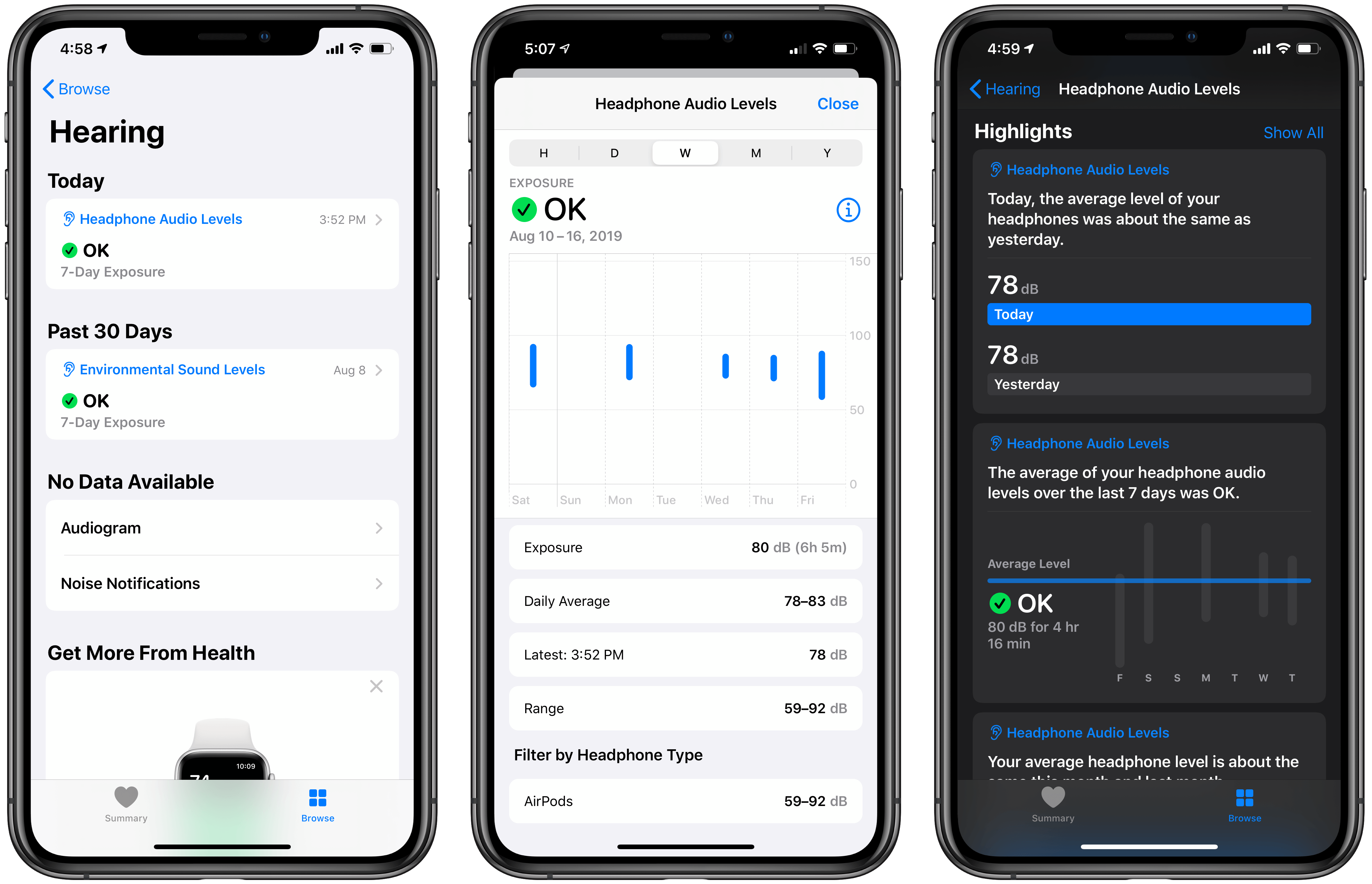 Health In Ios 13 A Foundation For Apple S Grand Wellness Ambitions Macstories