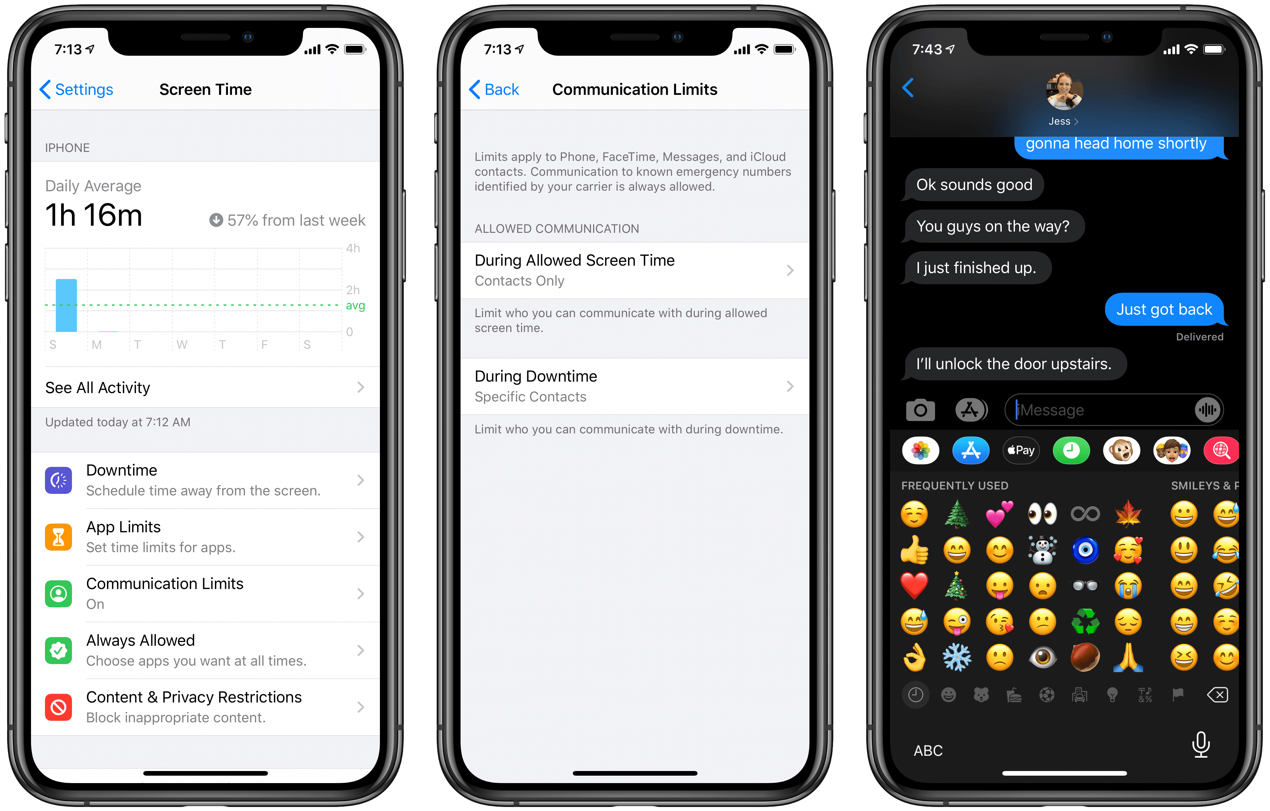 Apple launches iOS 13.3 - Screen Time and improved charging