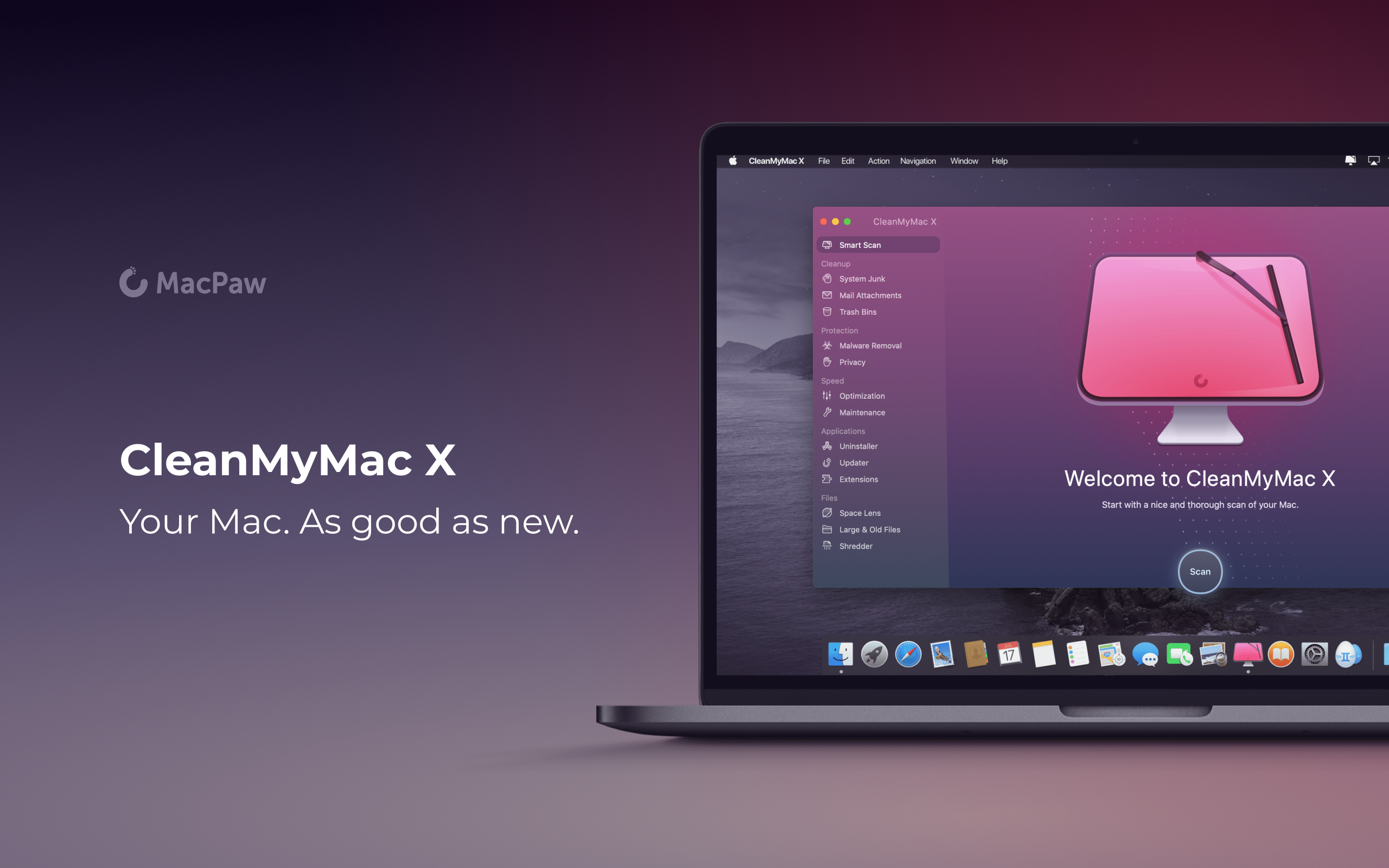 CleanMyMac X: Your Mac, as Good as New [Sponsor]