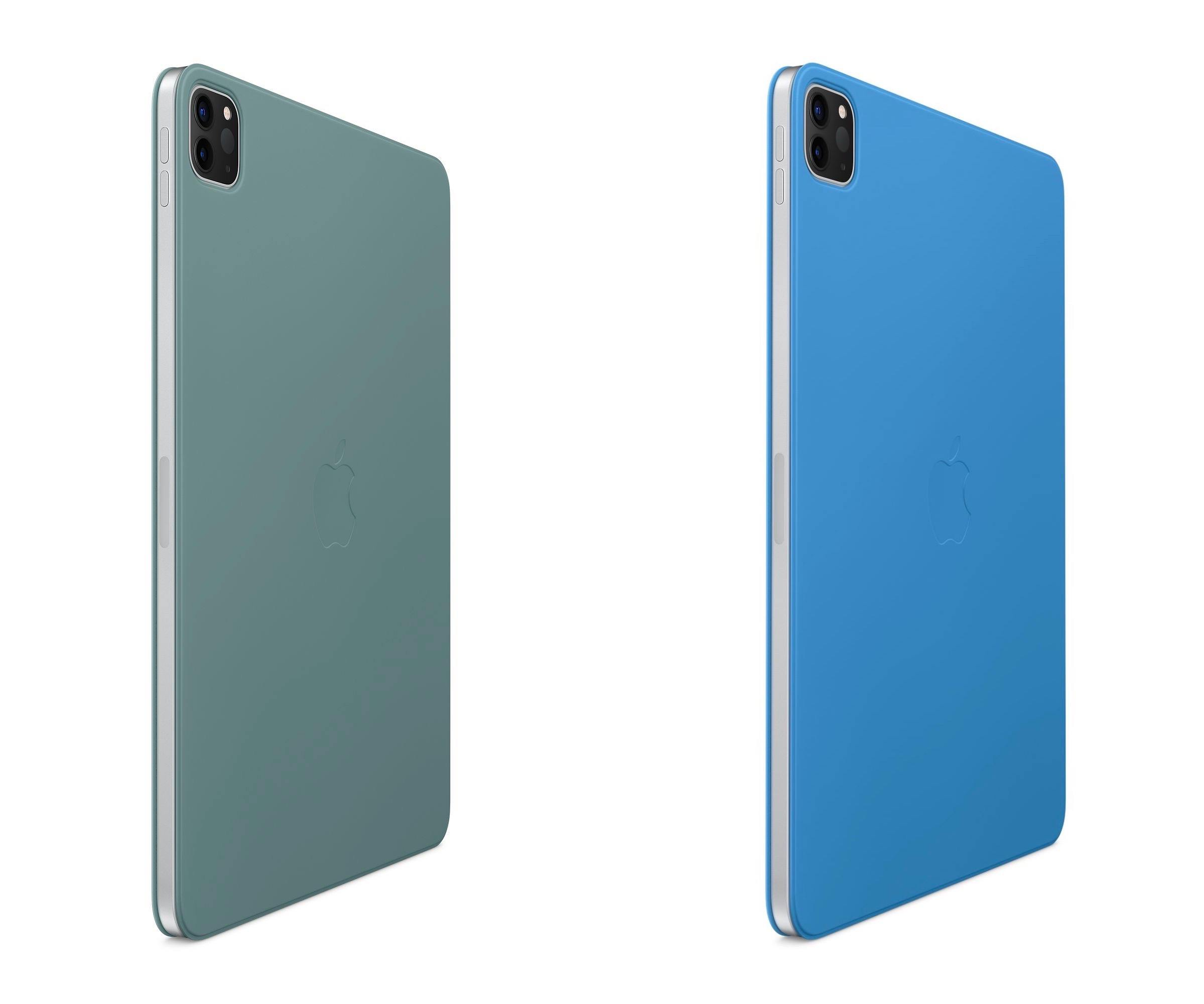 The Smart Folio for the new iPad Pro models.
