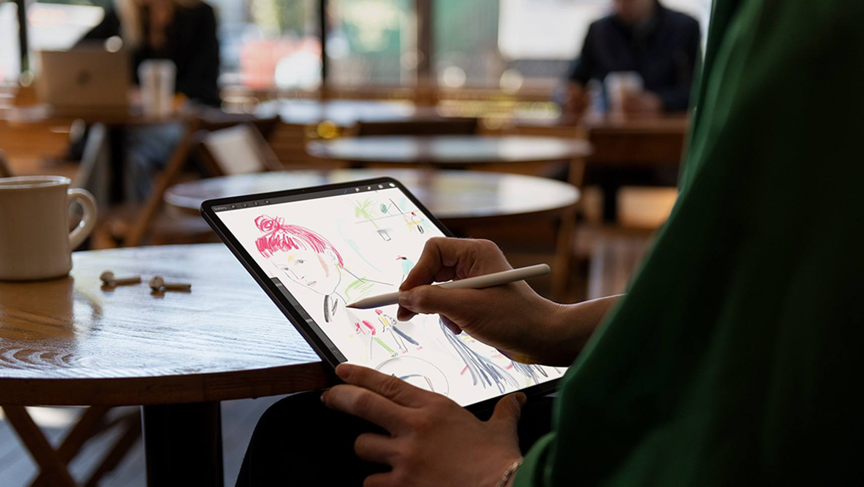 The Apple Pencil is one of several catalysts in the iPad's evolution.