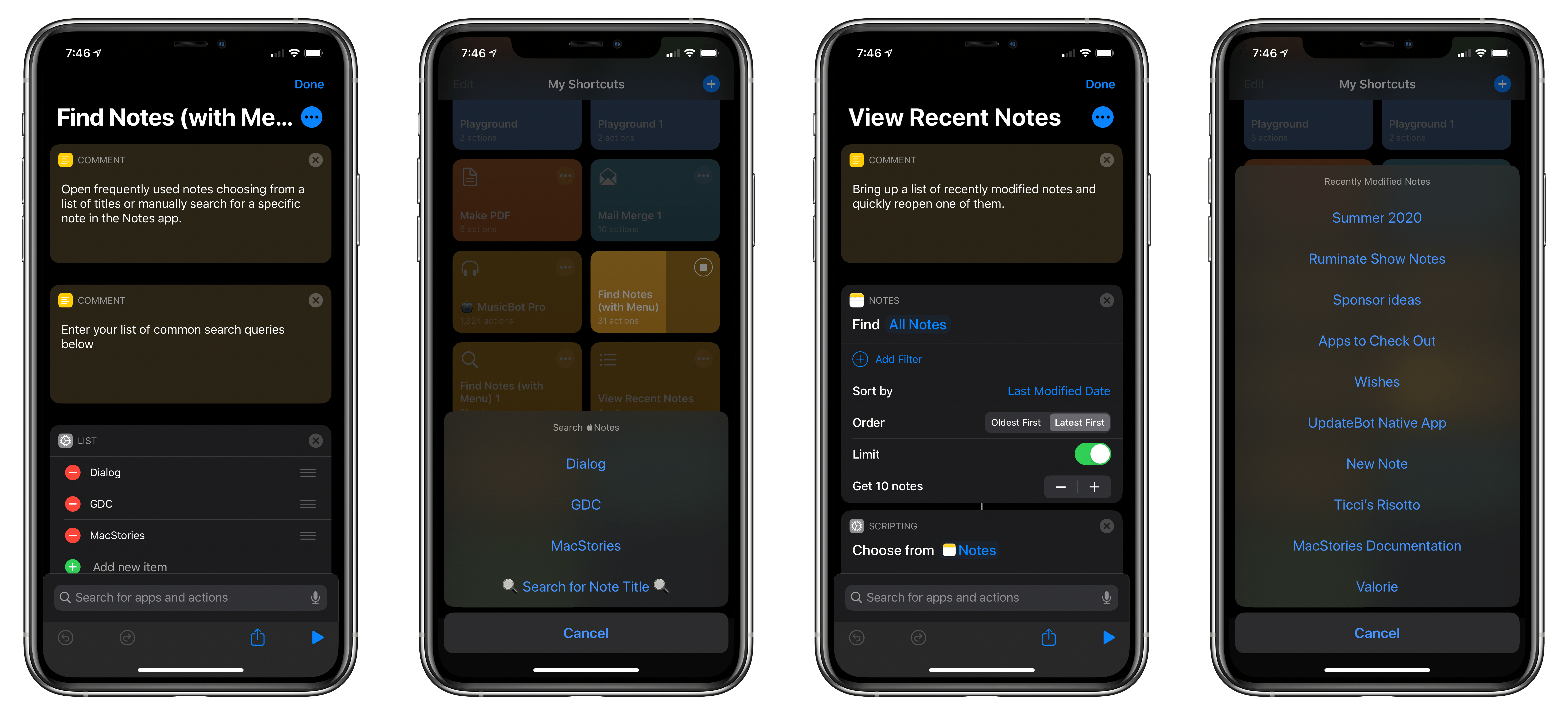 photo of Shortcuts Rewind: Working with Apple Notes, Part 1 image