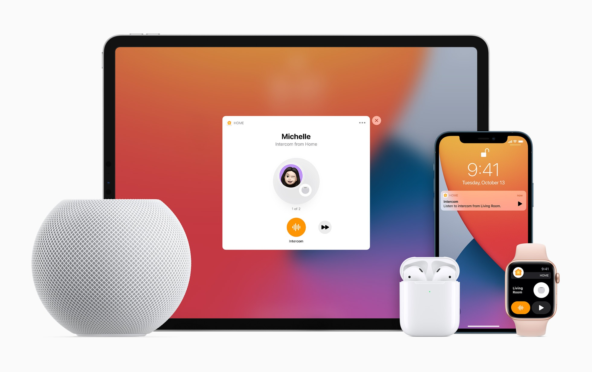 Hands-On with the HomePod's New Intercom Feature, Alarms, and Siri Tricks