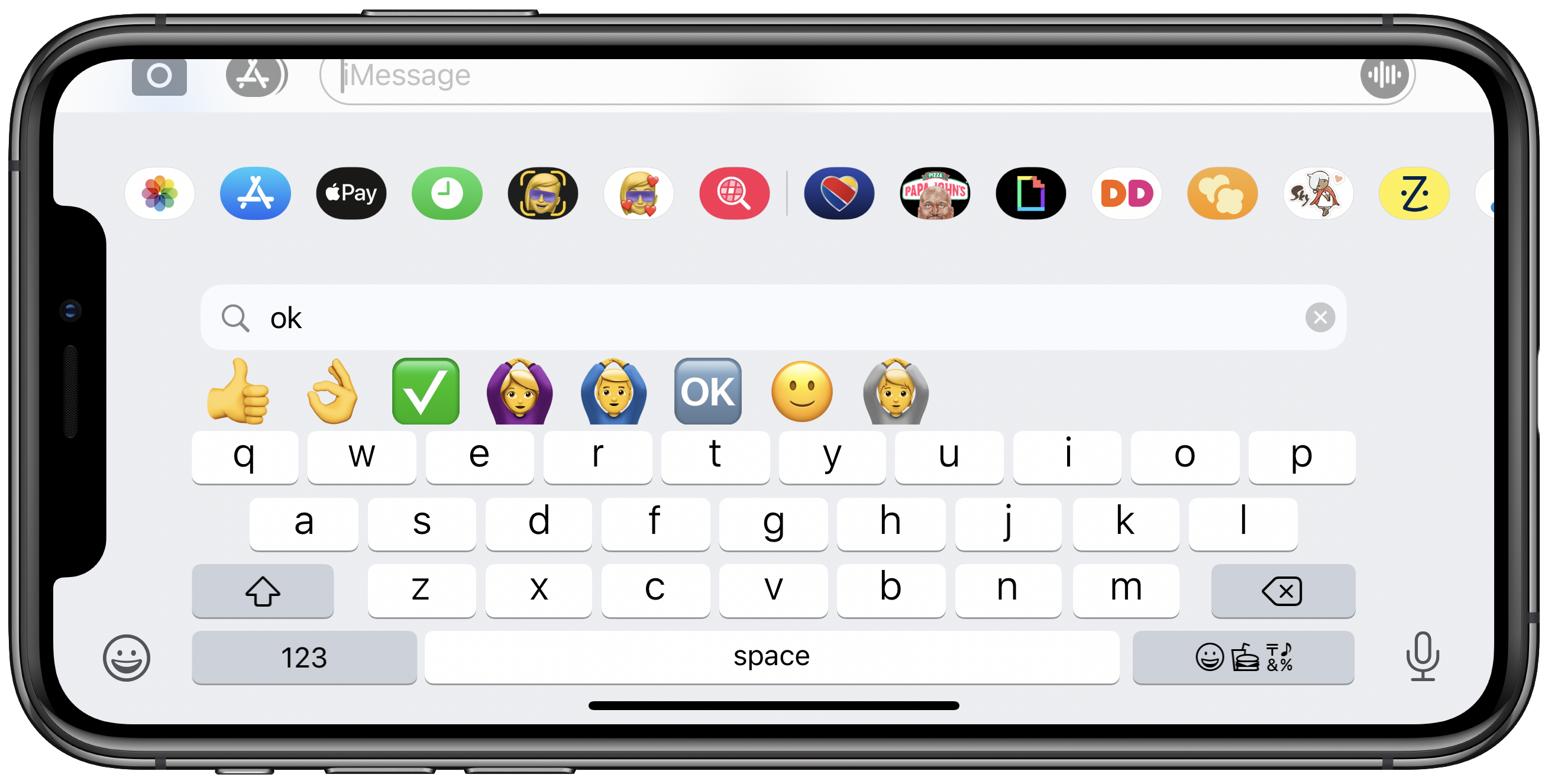 Emoji search is here at last.